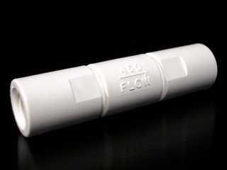 Flow Restrictor -  1/4 inch Female Thread -  450 cc -  with Quick Connector
