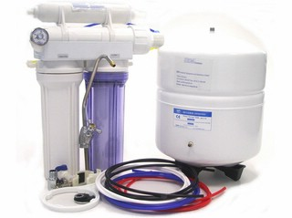 Reverse Osmosis Unit Type Chic4 -  380 Litres per Day -  4 stage