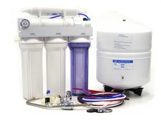 Reverse Osmosis Unit Type Chic5 -  285 Litres per Day -  5 stage