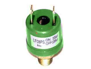 Pressure Switch 2 to 3 bar<br>Operating Pressure: 3 bar<br>NC