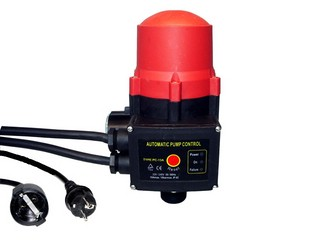 Automatic Pump Control with plug